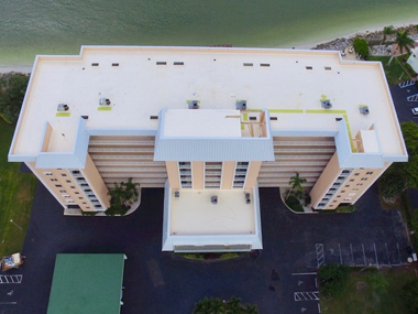 Regal Building - Commercial Roofing - St. Pete Beach